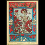 FD # 26-2 Grateful Dead Family Dog Poster FD26