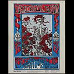 FD # 26-1 Grateful Dead Family Dog handbill FD26