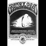 FD # GH700227-1 Grateful Dead Family Dog handbill FDGH700227