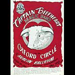 FD # 13-2 Captain Beefheart Family Dog Poster FD13