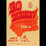 FD # 18-2 Bo Diddley Family Dog Poster FD18