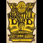 FD # 22-1 Grateful Dead Family Dog Poster FD22