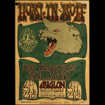 FD # 27-1 Howlin Wolf Family Dog Poster FD27