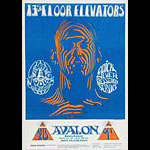 FD # 28-2 13th Floor Elevators Family Dog Poster FD28