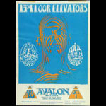 FD # 28-1 13th Floor Elevators Family Dog Poster FD28
