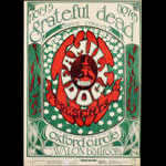 FD # 33-1 Grateful Dead Family Dog Poster FD33