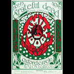 FD # 33-3 Grateful Dead Family Dog Poster FD33