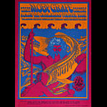 FD # 49-3 Moby Grape Family Dog Poster FD49