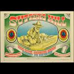 FD # 62-1 Quicksilver Messenger Service Family Dog Poster FD62