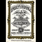 FD # 69-1 Quicksilver Messenger Service Family Dog Poster FD69
