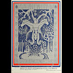 FD # 76-1 Quicksilver Messenger Service Family Dog Poster FD76