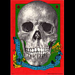 FD # 82 Grateful Dead Family Dog postcard - stamp back FD82