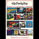 FD # 89 Sons of Champlin Family Dog postcard - stamp back FD89