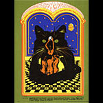 FD # 90 Canned Heat Family Dog postcard - stamp back FD90