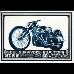 FD # D-15 Soul Survivors Family Dog postcard - stamp back FDD-15