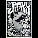 FD # 3-b Paul Butterfield Blues Band Family Dog Poster FD3