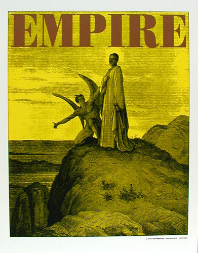 Firehouse Empire Poster