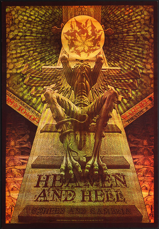 Firehouse Heaven and Hell (feat. Tony Iommi and Geezer Butler of Black Sabbath with Ronnie James Dio) Poster