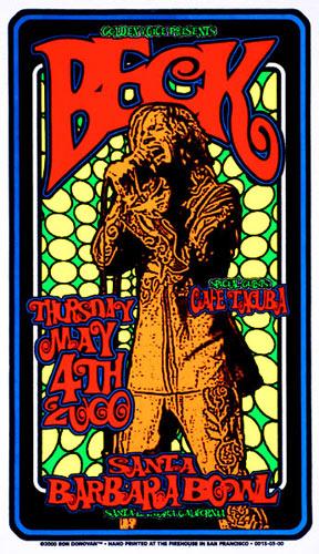 Firehouse - Chuck Sperry Ron Donovan Beck Poster