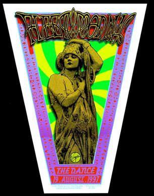 Firehouse Fleetwood Mac The Dance Album Release Poster