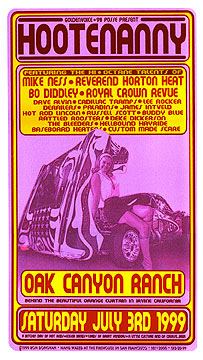 Firehouse Bo Diddley Poster