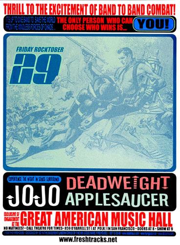 Firehouse JoJo Poster