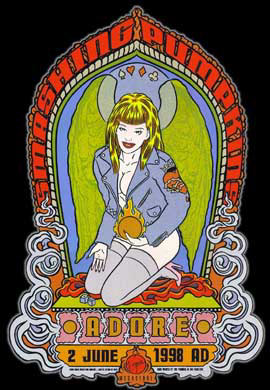 Chuck Sperry - Firehouse Smashing Pumpkins Poster