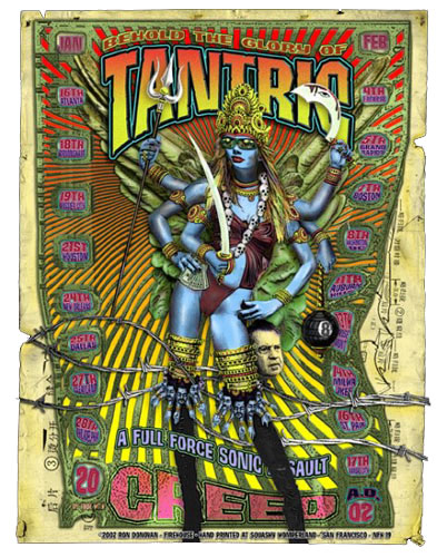 Firehouse Tantric Poster