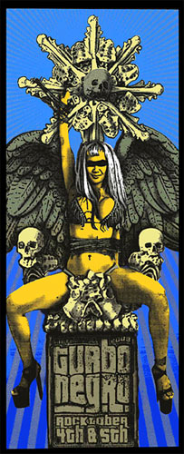 Firehouse Turbonegro Poster