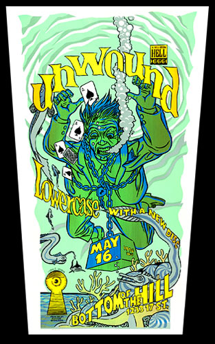 Chuck Sperry - Firehouse Unwound Poster