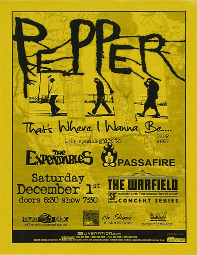 Pepper Flyer