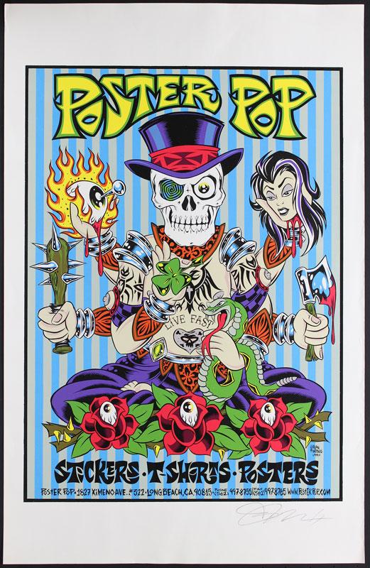Alan Forbes Poster Pop Poster