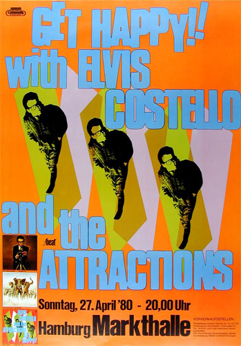 Elvis Costello Tour