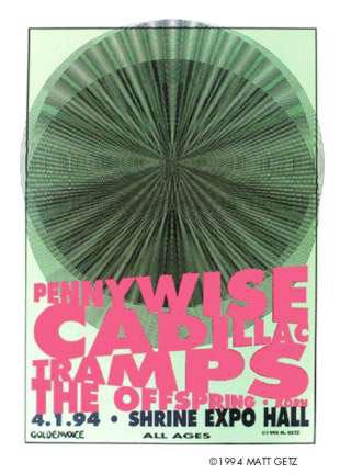 Matt Getz Pennywise Poster