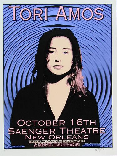 Matt Getz Tori Amos Poster