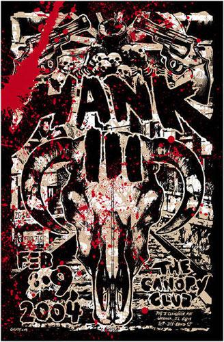 Gregg Gordon Hank (Williams) III Poster