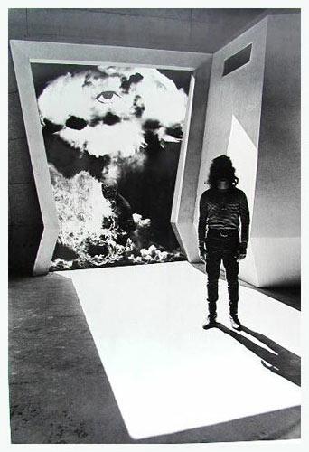 Bob Seidemann Mutant Poster