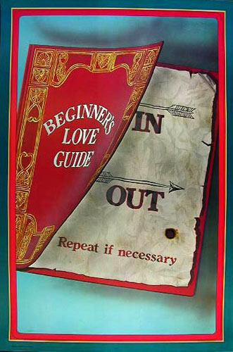 Beginner's Love Guide Poster