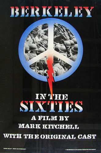 Alton Kelley Berkeley In The Sixties Movie Poster