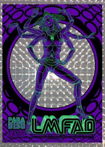 Emek LMFAO Poster