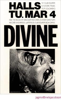 Jagmo - Nels Jacobson Divine Poster