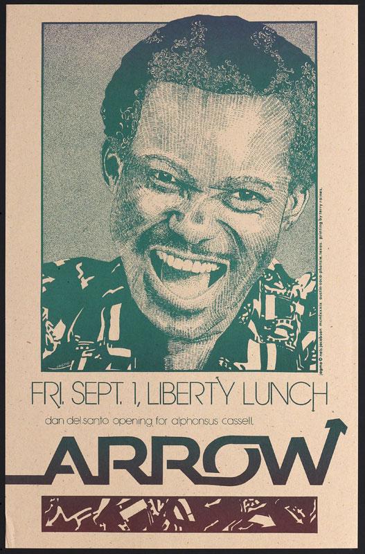 Jagmo - Nels Jacobson Arrow Poster