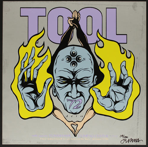 Jermaine Rogers Tool Poster
