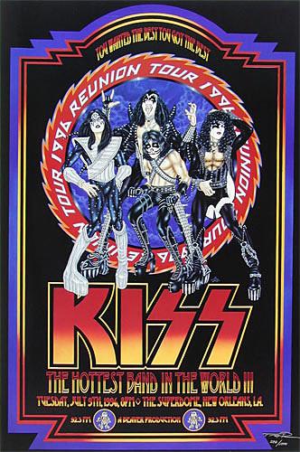 Best cd kiss - 3 part 2