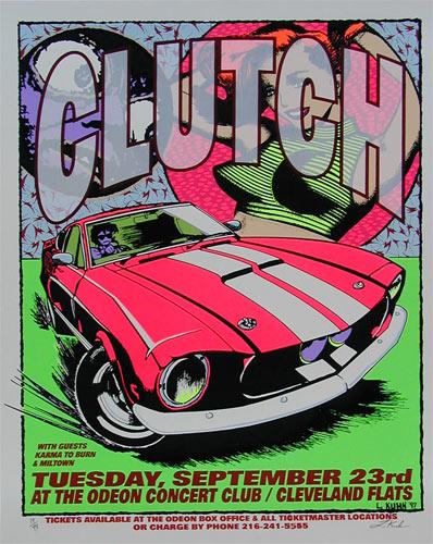 Lindsey Kuhn Clutch Poster
