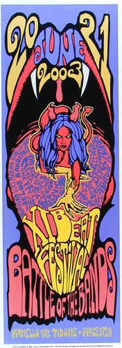Malleus Xibert Festival Poster