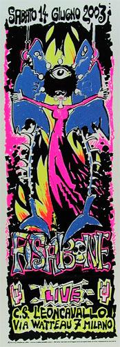 Malleus Fishbone Poster