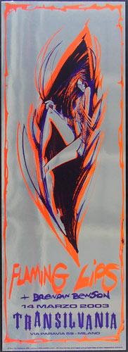 Malleus Flaming Lips Poster