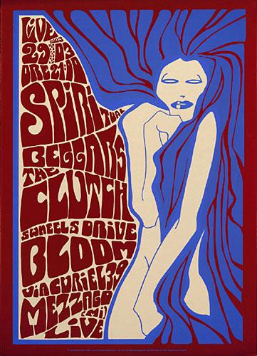 Malleus Spiritual Beggars Poster
