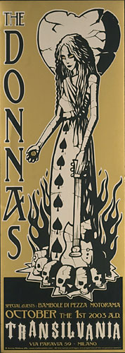 Malleus Donnas Poster